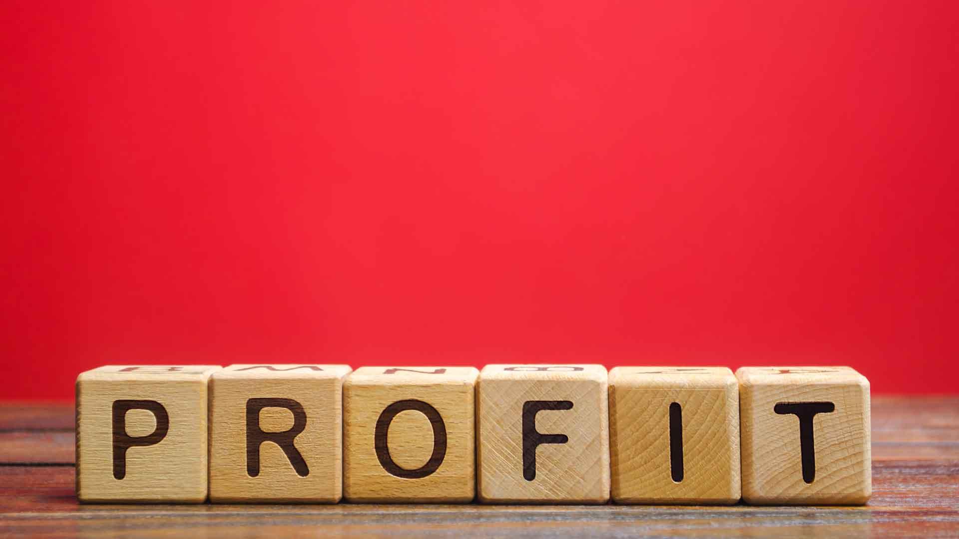 profit content marketing roi