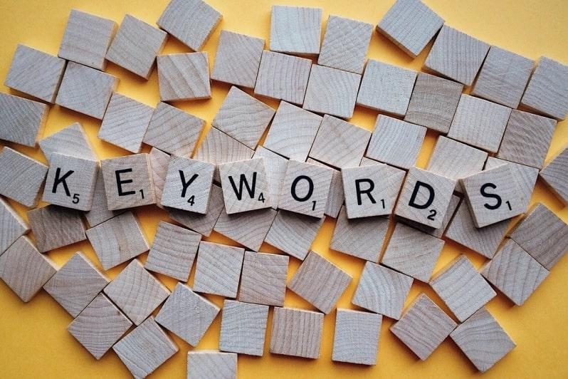scrable membentuk kata keywords