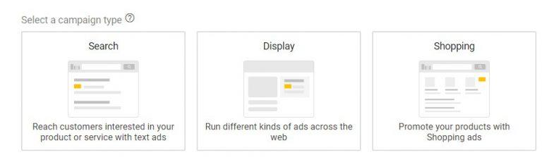tipe iklan google ads